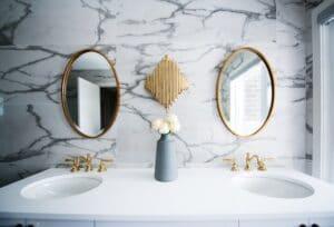 bathroom renovation remodel marble
