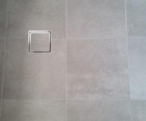 Bathroom renovation - new bathroom floor tiling newcastle