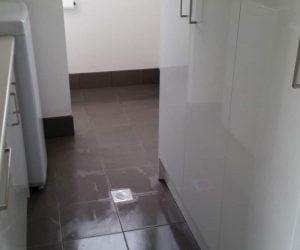 Laundry entryway - laundry renovations newcastle