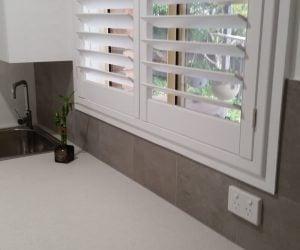 Laundry cabinets - laundry renovations newcastle