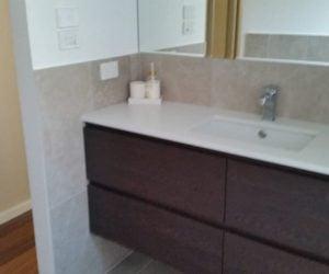Bathroom Basin - bathroom renovations newcastle